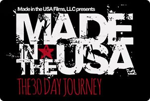 MADE IN USA, The 30 Day Journey